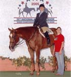 Judy Rich and Hit Invitation, 2005 Nationals, 2006 HUS Top 10
