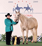 Bonanza Classy Cloud, Judy Rich, 2000 National Top 3