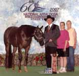 In High Cotton and Gary Roberts, 2007 Top 10 World Showmanship