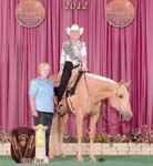 Player, Cherryl Sergeant Top 5,2012 PHBA World Show
